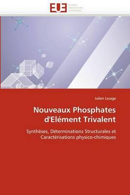 Nouveaux Phosphates D'Element Trivalent