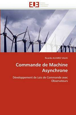 Commande de Machine Asynchrone