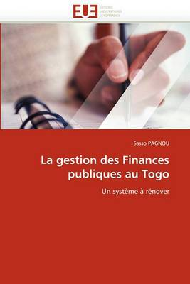 La Gestion Des Finances Publiques Au Togo
