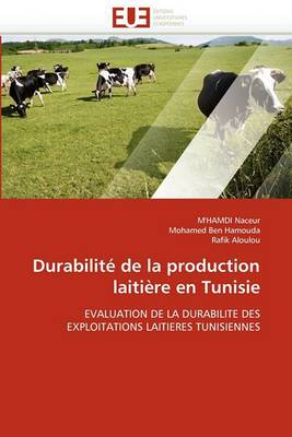 Durabilite de La Production Laitiere En Tunisie