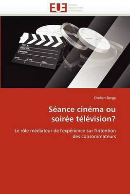 Seance Cinema Ou Soiree Television?
