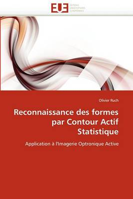 Reconnaissance Des Formes Par Contour Actif Statistique