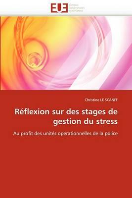 Reflexion Sur Des Stages de Gestion Du Stress