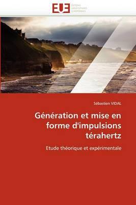 Generation Et Mise En Forme D''Impulsions Terahertz
