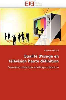 Qualite D''Usage En Television Haute Definition