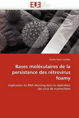 Bases Moleculaires de La Persistance Des Retrovirus Foamy