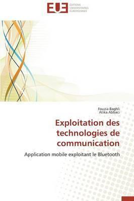 Exploitation Des Technologies de Communication