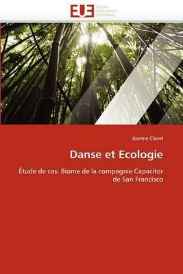 Danse Et Ecologie