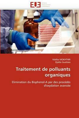 Traitement de Polluants Organiques