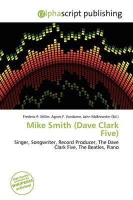 Mike Smith (Dave Clark Five)