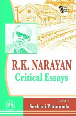 R. K. Narayan: Critical Essays