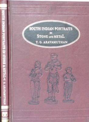 South Indian Portraits in Stone and Metal