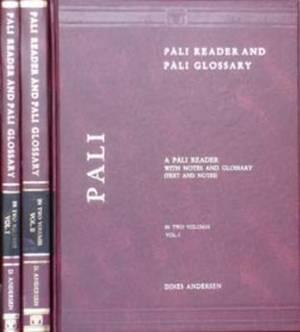 Pali Reader and Pali Glossary