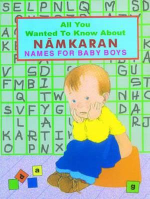 Namkaran: Names for Baby Boys