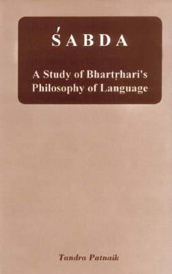 A Study of Bhartrhari's Philosophy of the Language