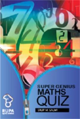 Rupa Book of Super Genius Maths Quiz
