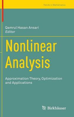 Nonlinear Analysis: Approximation Theory, Optimization and Applications