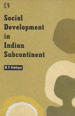 Social Development in Indian Subcontinent