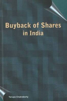 Buyback of Shares in India