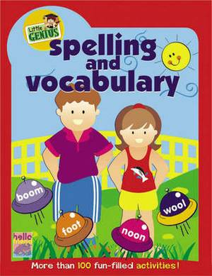 Little Genius Activities: Spelling and Vocabulary