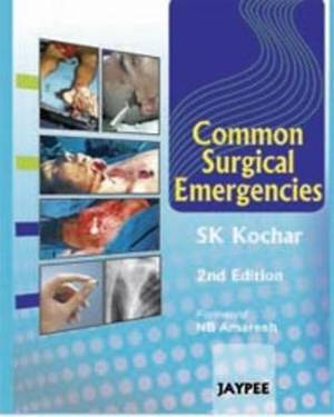 Common Surgical Emergencies