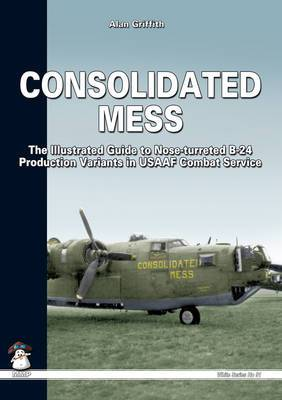 Consolidated Mess: An Illustrated Guide to Nose-turreted B-24 Production Variants in the USAAF Combat Service