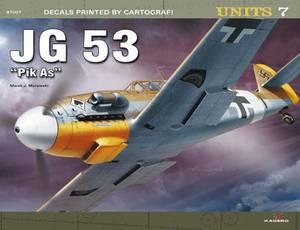 JG 53  Pik As  - The Ace of Spades
