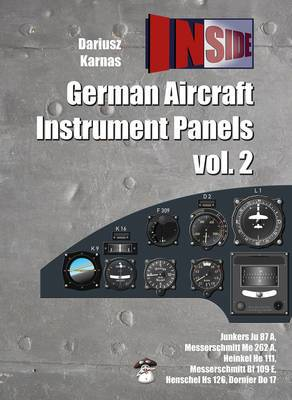 German Aircraft Instrument Panels: Volume 2