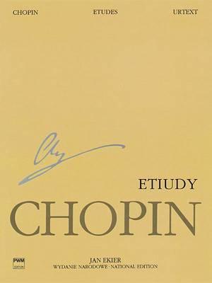 Etudes / Etiudy: Opp. 10, 25 Three Etudes Methode Des Methodes / Op. 10, 25 Trzy Etiudy Methode Des Methodes
