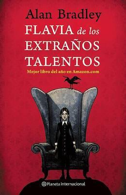 Flavia de los Extranos Talentos