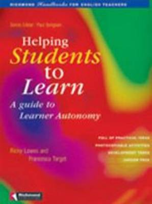 Helping Students to Learn