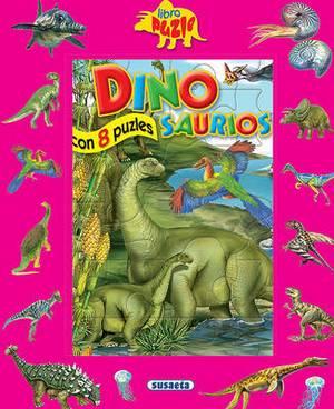 Dinosaurios: Con 8 Puzles