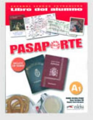 Pasaporte: Libro Del Alumno + CD Audio A1: A1