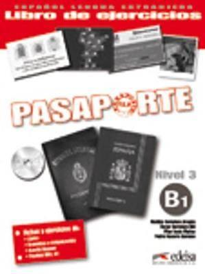 Pasaporte: Libro de ejercicios + CD audio B1