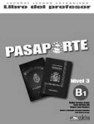 Pasaporte: Libro Del Profesor B1