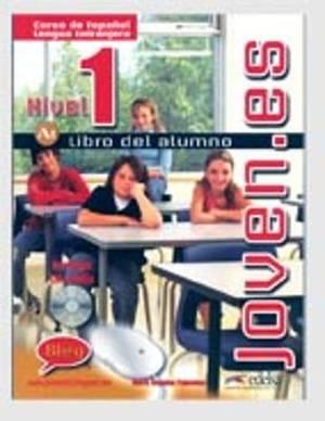 Joven.Es: Libro Del Alumno + Carpeta De Lecturas Y Actividades + CD 1