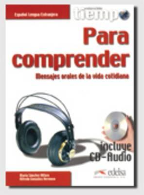 Coleccion Tiempo: Tiempo para comprender - libro + CD-audio