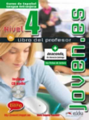 Joven.Es: Libro Del Profesor + Cuaderno De Ejercicios + CD 4