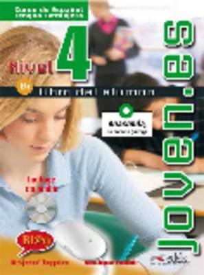 Joven.Es: Libro Del Alumno + CD 4
