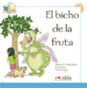 Coleccion Colega lee: El bicho de la fruta (reader level 1)