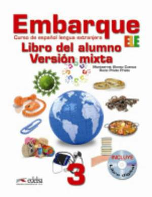 Embarque: Libro Del Alumno 3 + CD-Rom (Libro Digital)
