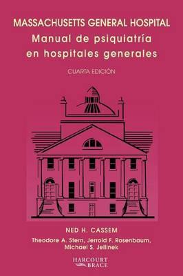 Man. Psiquiatr a En Hospitales Generales