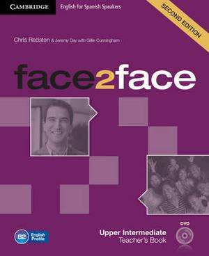 face2face for Spanish Speakers Upper Intermediate Teacher's Book with DVD-ROM