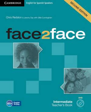 face2face for Spanish Speakers Intermediate Teacher's Book with DVD-ROM