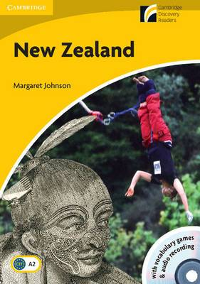New Zealand Level 2 Elementary/Lower-Intermediate Book with CD-ROM/Audio CD Pack: Level 2
