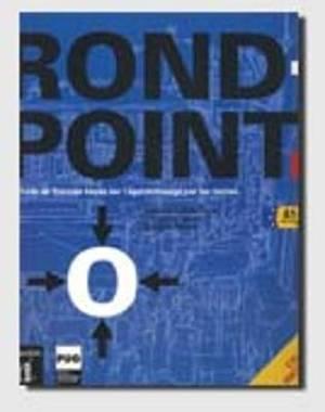 Rond-Point: Livre De L'eleve + CD-audio 1