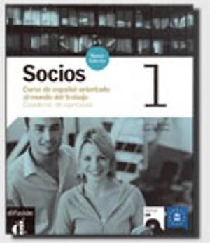 Socios - Nueva Edicion: Cuaderno De Ejercicios 1 + CD