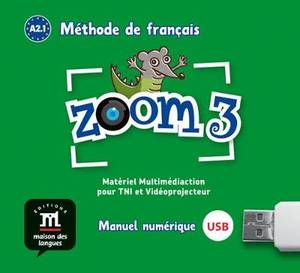 Zoom: Cle Usb Multimediaction 3 (A2.1)