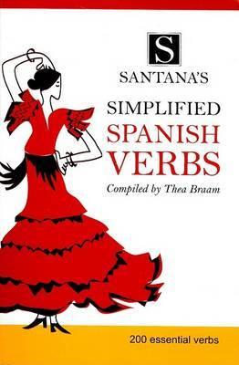Santana's Simplified Spanish Verbs