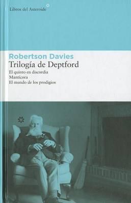 Trilogia de Deptford: El Quinto en Discordia, Manticora, el Mundo de los Prodigios